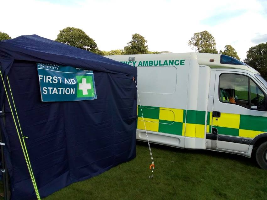 2017-Ambulance-and-First-Aid-Station-at-Music-Festival